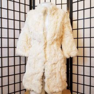Aaasbl sheep fur white coat